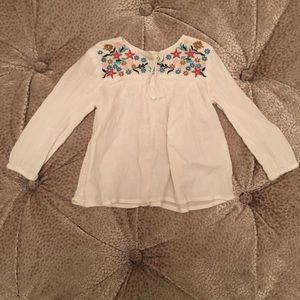 Zara Baby Girl Blouse